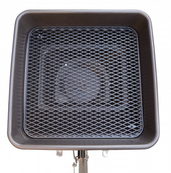 Carucior pentru imprastiat (dispersor) Texas CS6000S, 58l, 3metri, pentru nisip/sare de drum/seminte/ingrasamant 4
