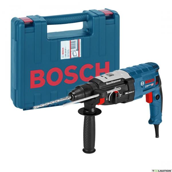 Ciocan rotopercutor Bosch GBH 2-28 F, 880W, 3.2J, 900rpm, SDS-Plus, 3 functii 1