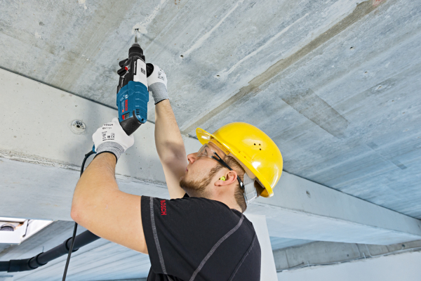 Ciocan rotopercutor Bosch GBH 2-28, 880W, 3.2J, 900rpm, SDS-Plus, 3 functii [3]