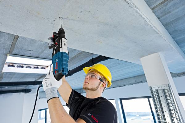 Ciocan rotopercutor Bosch GBH 2-28, 880W, 3.2J, 900rpm, SDS-Plus, 3 functii [2]