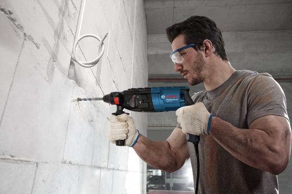 Ciocan rotopercutor Bosch GBH 240, 790W, 2.7J, 930rpm, SDS-Plus, 3 functii 1