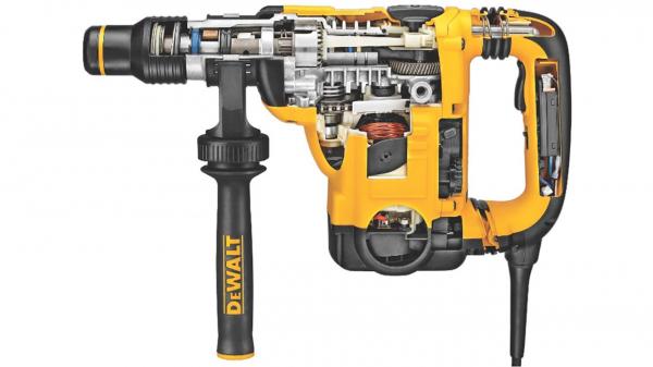 Ciocan rotopercutor DeWALT D25601K, 1250W, 8J, 415rpm, SDS-MAX, 3 moduri 2