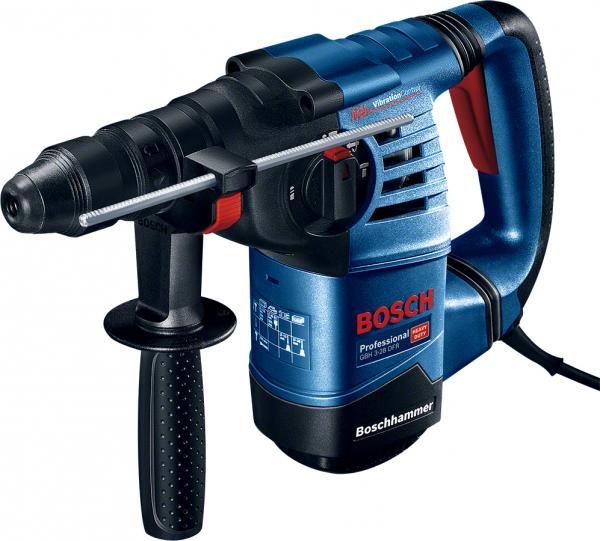 Ciocan rotopercutor Bosch GBH 3-28 DRE, 800W, 3.1J, 900rpm, SDS-Plus, 3 moduri 0