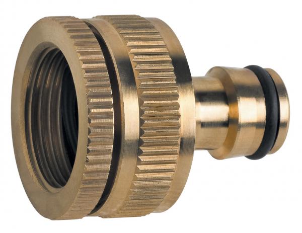 "Conector din alama FERRO DY8024C, 3/4""x1/2"" FI pentru robinet 0"