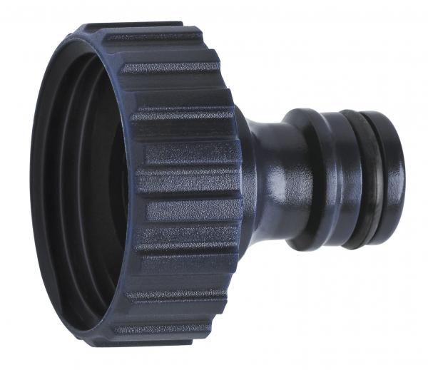 """Conector din plastic FERRO DY8028, 1"""" FI  pentru robinet 0"""