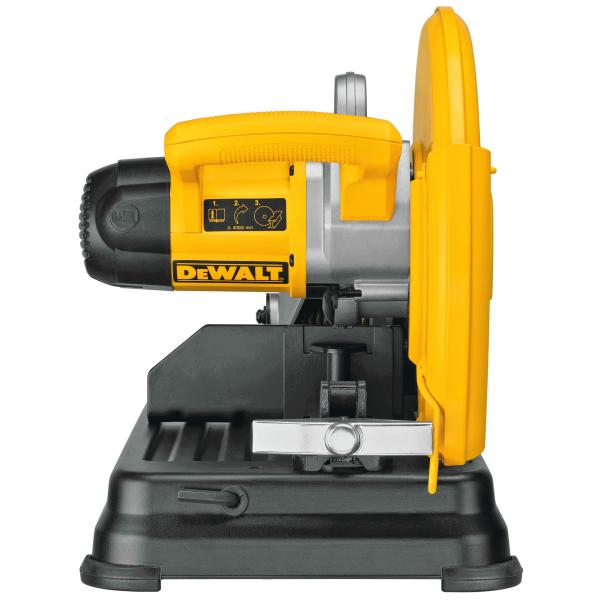 Debitator de metale DeWALT D28730, 2300W, 355MM, 90-45 grade 1