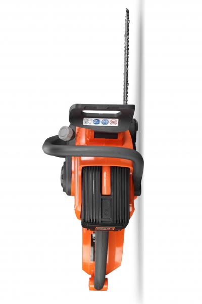 Drujba electrica cu acumulator (electrofierastrau) Redback E214C, 40V, 4A, 35cm, cu acumulator si incarcator 4