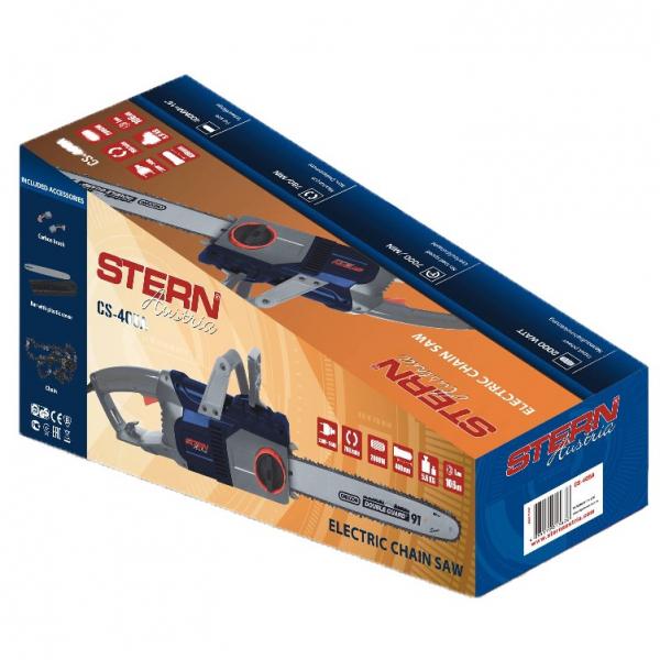 Drujba electrica (electrofierastrau) Stern CS405A, 2000 W, 40 cm 1