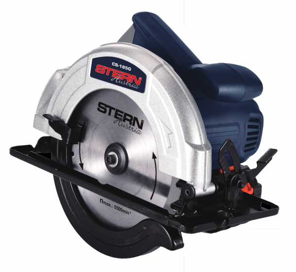 Fierastrau Circular Stern CS185G, 1200W, 5500rpm, 185mm 0