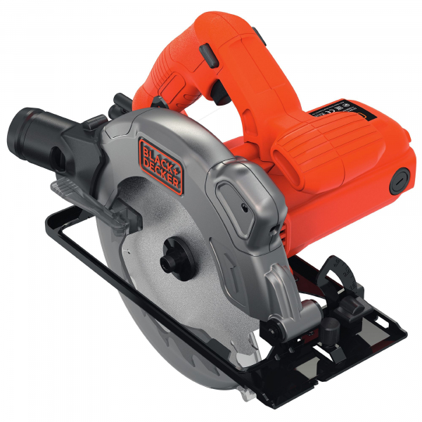 Fierastrau Circular Black & Decker CS1250LA, 1250W, 3400rpm, 170mm, Laser, disc inclus 0
