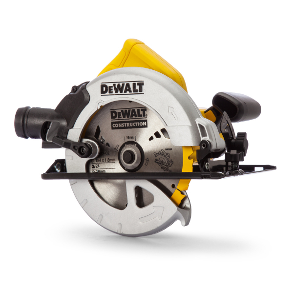 Fierastrau circular DeWALT DWE560, 1350W, 5500RPM, 184mm [2]