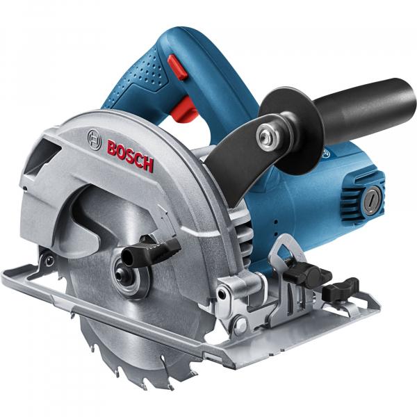 Fierastrau circular Bosch GKS 600, 1200W, 5200 rpm, 165mm 0