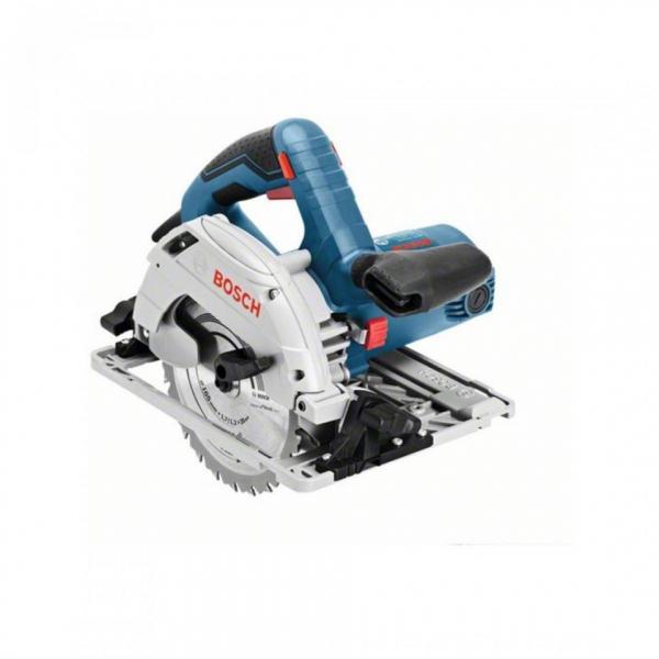 Fierastrau circular Bosch Professional GKS 55+G, 1200W, 4900 RPM, 165mm 0