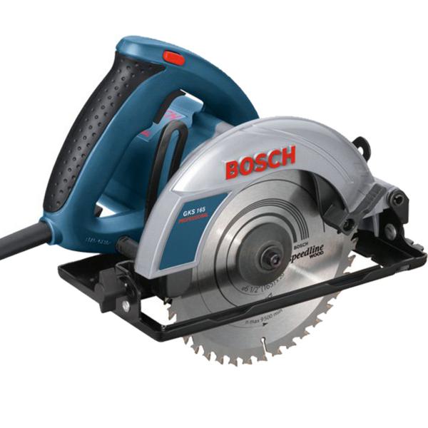 Fierastrau circular Bosch GKS 165, 1100W, 4900RPM, 165mm [1]