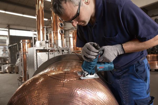Fierastrau pendular GST 25 Metal, 670 W, 80 mm [4]