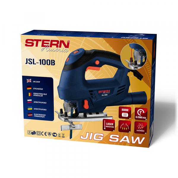 Fierastrau pendular Stern JSL100B, 800W, 2800 curse/min, Laser 2