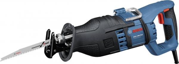 Fierastrau sabie Bosch GSA 1300 PCE, 1300W, 2900 curse/min 0