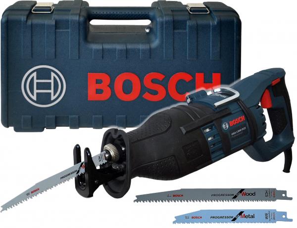 Fierastrau sabie Bosch GSA 1300 PCE, 1300W, 2900 curse/min 1