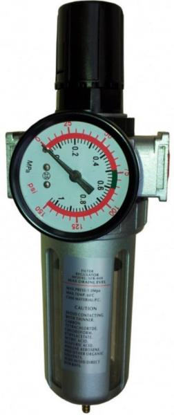 """Filtru de aer simplu pentru Compresor Aer Stager, filet interior 1/4"""" 0"""