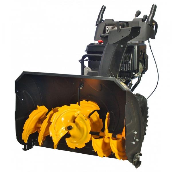Freza de zapada ProGARDEN FB5670M, autopropulsata, pornire electrica, 76cm, >12m, 15CP, 420cm3 1