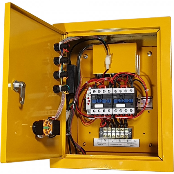Generator curent electric automat pe benzina Stager FD 3600E+ATS, 2.8KW, pornire electrica, kit automatizare 3