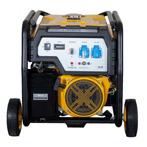 Generator curent electric pe benzina Stager FD 6500E, 5Kw, pornire electrica 2