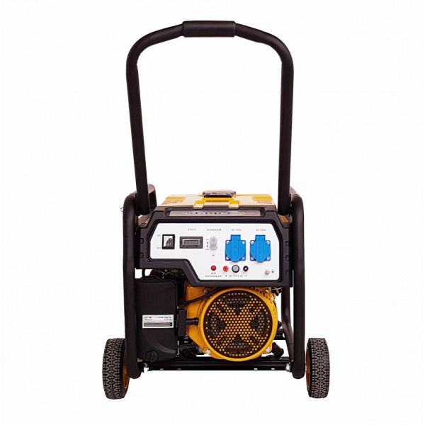 Generator curent electric pe benzina Stager FD 2500, 2.000 W, Autonomie 8h 1