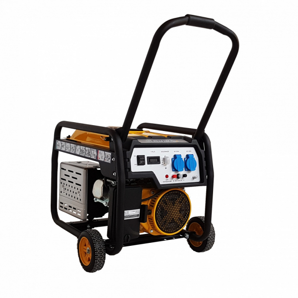 Generator curent electric pe benzina Stager FD 2500, 2.000 W, Autonomie 8h 2