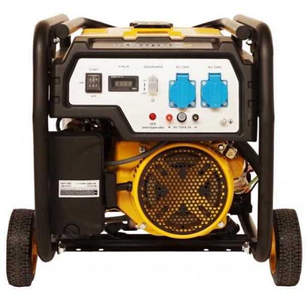Generator curent electric pe benzina Stager FD 4000E, 3.3Kw, pornire electrica 2