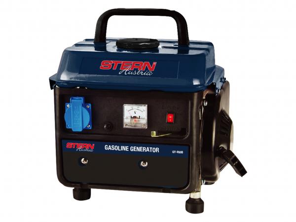 Generator curent electric pe benzina Stern GY950B, 600/950 W, 63cm3, 6L, 0.7 l/h 0