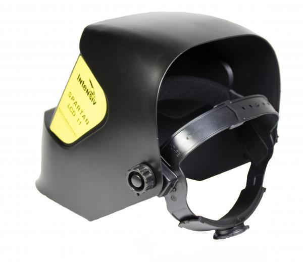 Masca de sudura automata Intensiv 11 Spartan, reglabil, solar, 0.6S, DIN11 2
