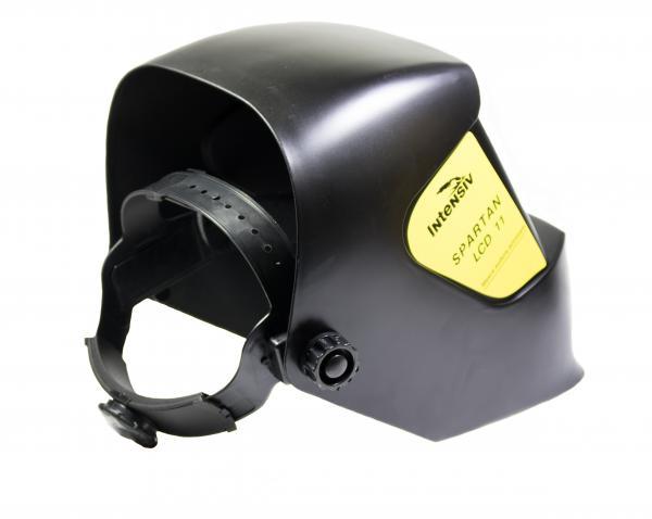 Masca de sudura automata Intensiv 11 Spartan, reglabil, solar, 0.6S, DIN11 3