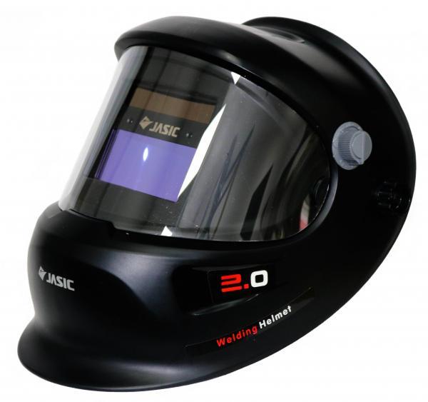 Masca de sudura automata Jasic 9-13 Black, reglabil, solar, 0.04ms, DIN16 1