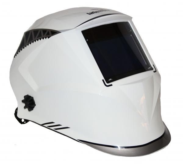 Masca de sudura automata Intensiv 9-13 Titan, reglabil, 4 senzori, solar+baterie, 0.04ms, DIN16 3