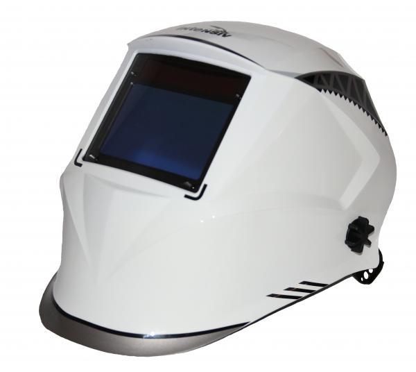 Masca de sudura automata Intensiv 9-13 Titan, reglabil, 4 senzori, solar+baterie, 0.04ms, DIN16 0