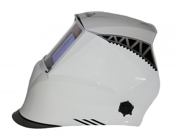 Masca de sudura automata Intensiv 9-13 Titan, reglabil, 4 senzori, solar+baterie, 0.04ms, DIN16 1