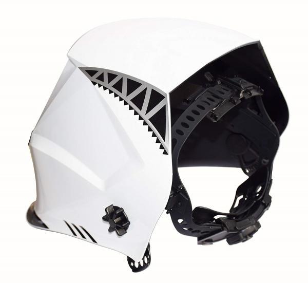 Masca de sudura automata Intensiv 9-13 Titan, reglabil, 4 senzori, solar+baterie, 0.04ms, DIN16 2