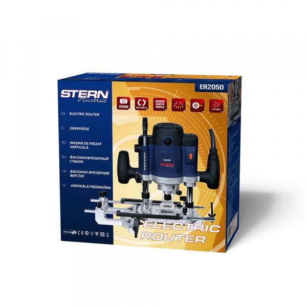 Masina de frezat Stern ER2050, 2050W, 24.000rot/min, 68mm [1]