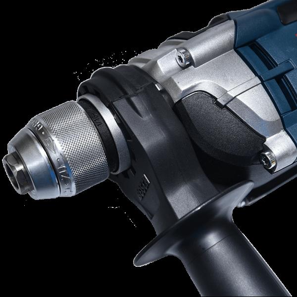 Masina de gaurit cu percutie si insurubat (bormasina) Bosch GSB 16 RE, 750 W, 2800 RPM 1