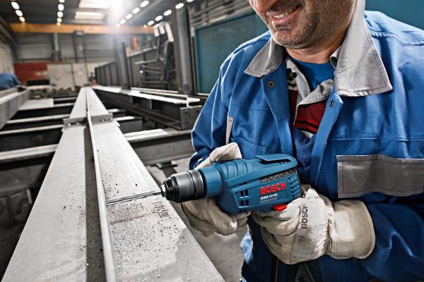 Masina de gaurit si insurubat (bormasina) Bosch GBM 10 RE, 600 W, 2600 RPM [2]
