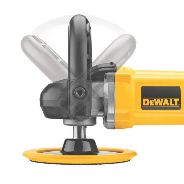 Masina de polisat (polish) DeWALT DWP849X, turatie variabila, 1250W, 180mm [1]