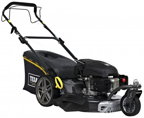 Masina de tuns iarba pe benzina Texas Premium 5175TR/W, 4CP, 51cm, 75L, autopropulsata 0