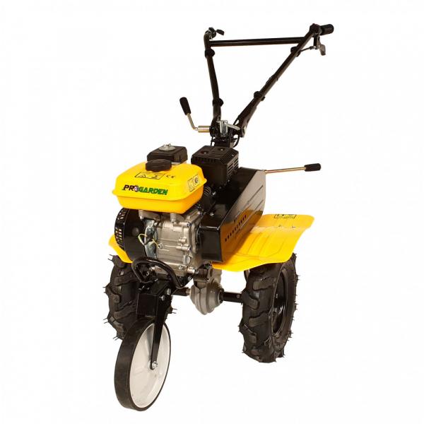 Motosapa benzina (motocultor) ProGARDEN PRO 7, 7CP, 85CM, roti, lame, discuri 0