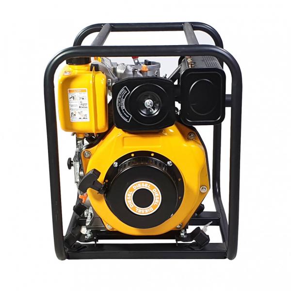 """Motopompa diesel ProGARDEN PD30, 5CP, 35m3/h, 80mm/3"""", apa curata 2"""