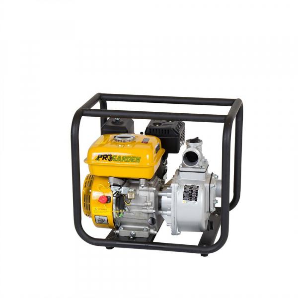 "Motopompa pe benzina ProGARDEN PB225C, 5CP, 25m3/h, 50mm/2"", apa curata 2"