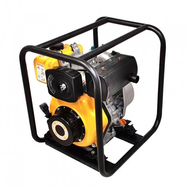 """Motopompa diesel ProGARDEN PD20, 3.5CP, 2""""/50mm, apa curata 1"""