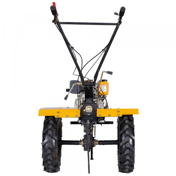 Motosapa diesel (motocultor) ProGARDEN HS1100A, 7CP, 120CM, roti, lame, discuri 2