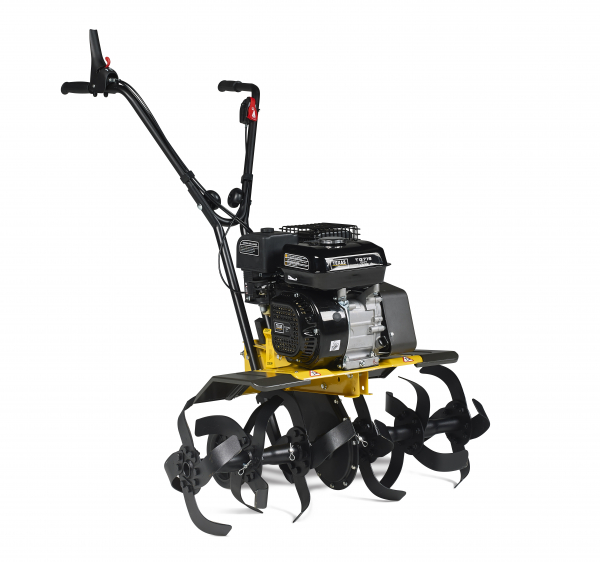 Motosapa benzina (motocultor) Texas Lilli 534TG, 5.6CP, 85CM, roti ajutatoare, lame 1