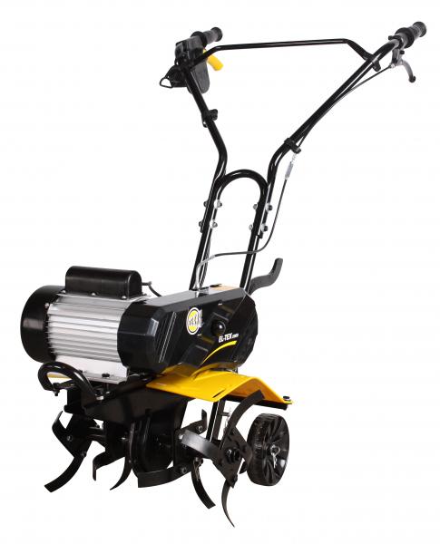 Motosapa electrica (motocultor) Texas EL-TEX 2000, 2.000W, 45CM, roti ajutatoare, lame [0]