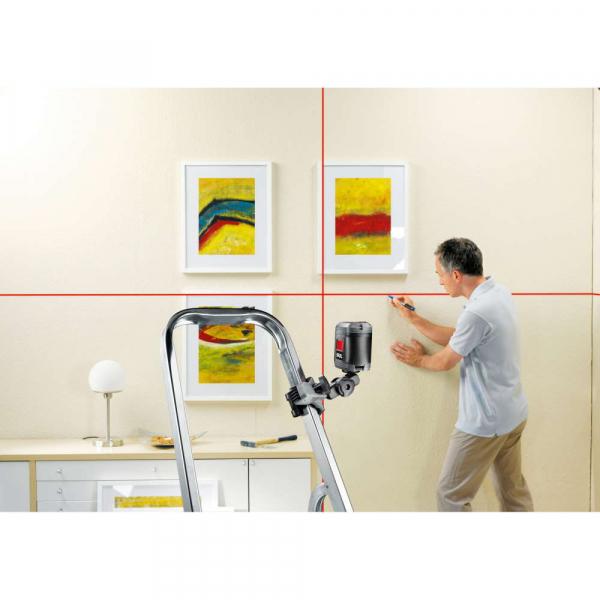 Nivela laser autonivelanta SKIL F0150511AA, 10m, +/-5 mm, rosu, doua axe in cruce 3